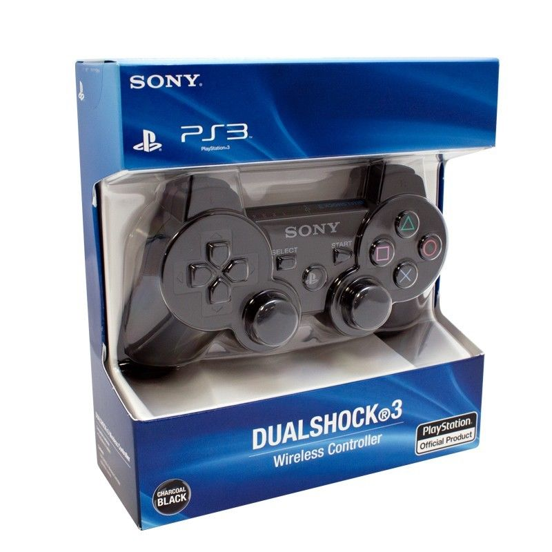 NEW-Original-Official-Genuine-Sony-PS3-Wireless-Dualshock-3-Controller